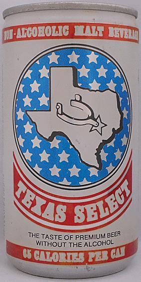 Freer (TX) United States  city photo : TEXAS SELECT Beer alcohol free 355mL NON ALCOHOLIC MALT B United ...