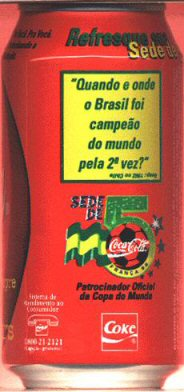 coca cola cola 350ml wc 39 98 quando o brasi brazil. Black Bedroom Furniture Sets. Home Design Ideas