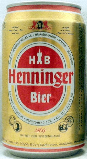 Henninger Bier