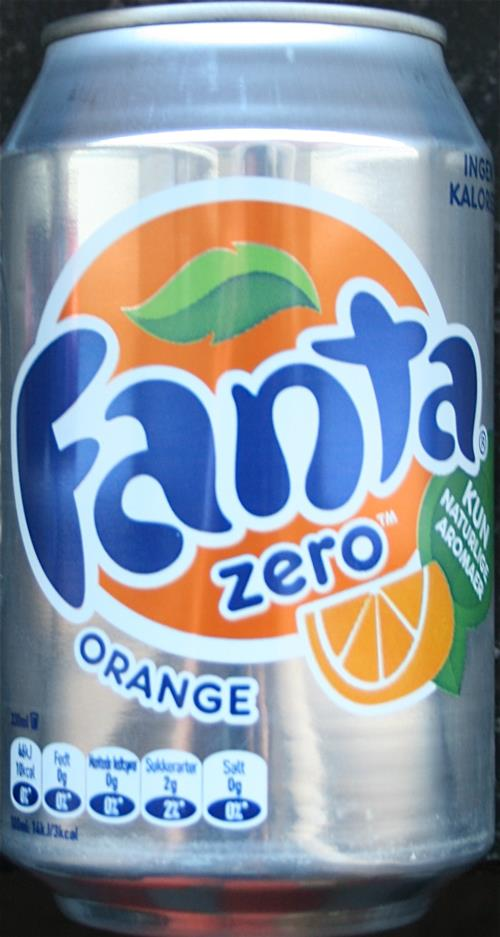 Coca-Cola Orange Fanta Soda, 12 oz., 24/Carton (49000030730)