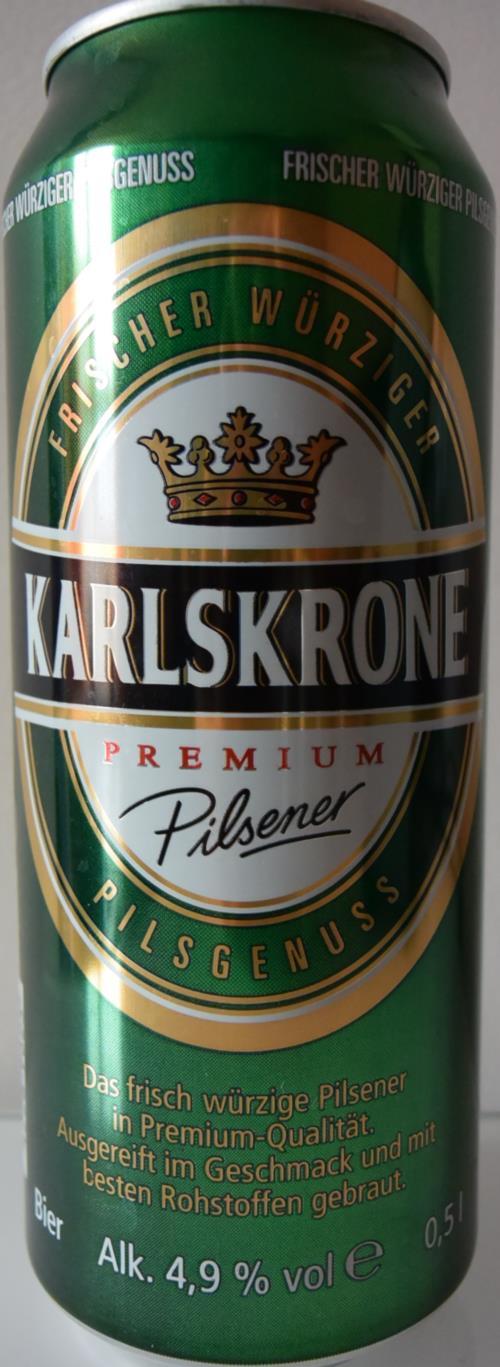 Karlskrone Bier
